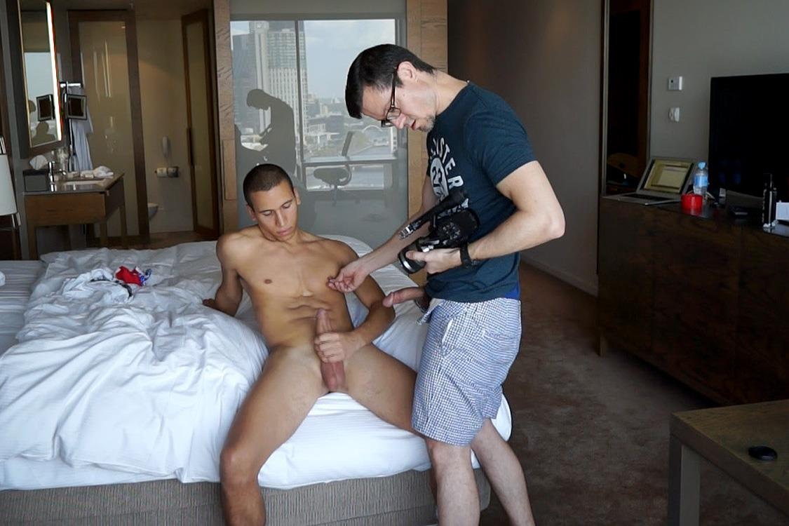 Bentley-Race-Angelo-Rossi-Hung-Italian-With-a-Huge-Uncut-Cock-Jerk-Off-Amateur-Gay-Porn-38 Amateur Young & Hung Italian Jerking Off His Big Uncut Cock