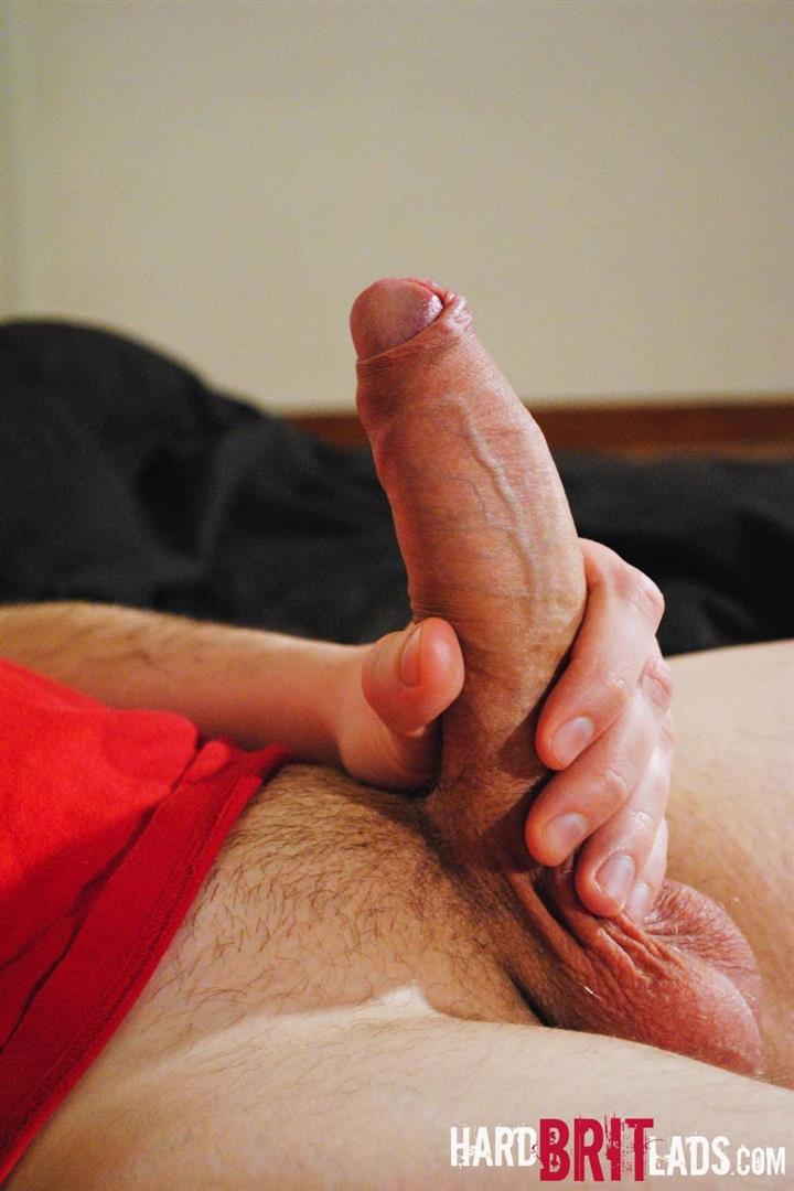 Big Gay Veiny Uncut Cock