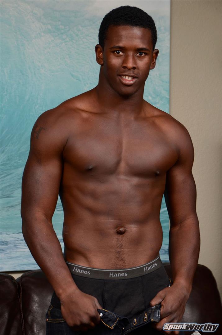 black female athletes topless
