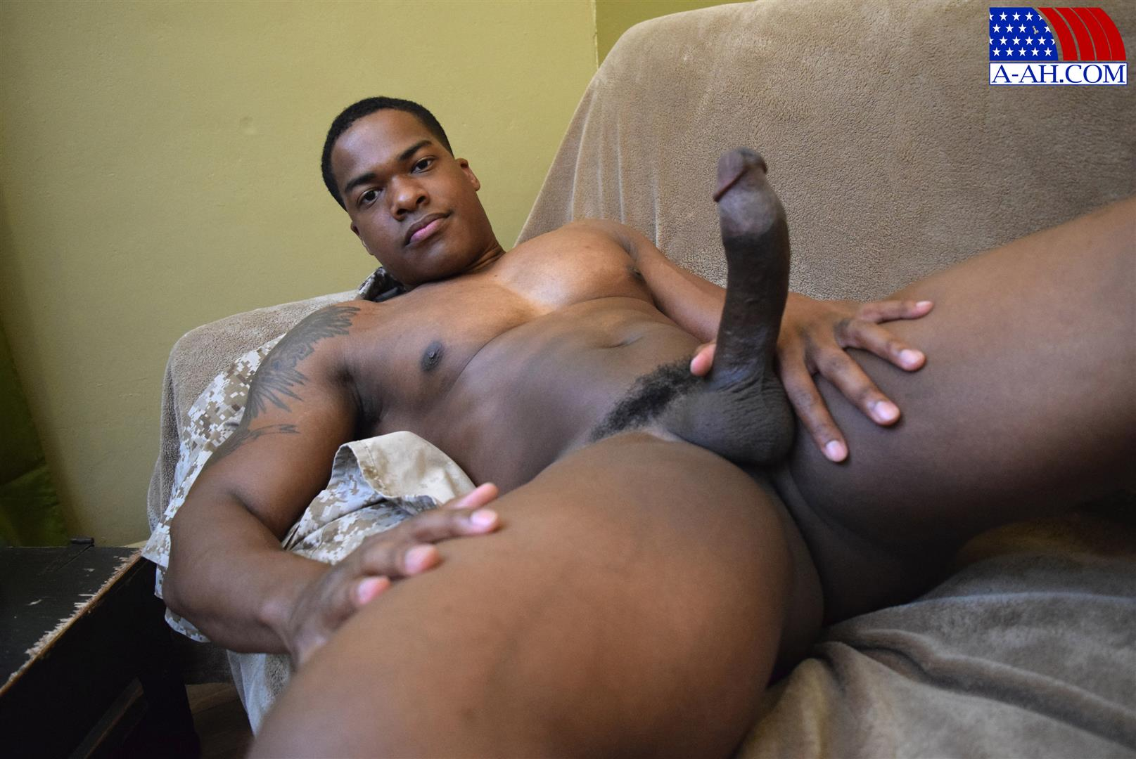 Big Dick Jerking Off Bed