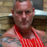 """Butch-Dixon-Big-T-British-Muscle-Daddy-With-A-Big-Uncut-Cock-Amateur-Gay-Porn-26-150x150 British Muscle Daddy Jerking Off His Big 9"""" Uncut Cock"""