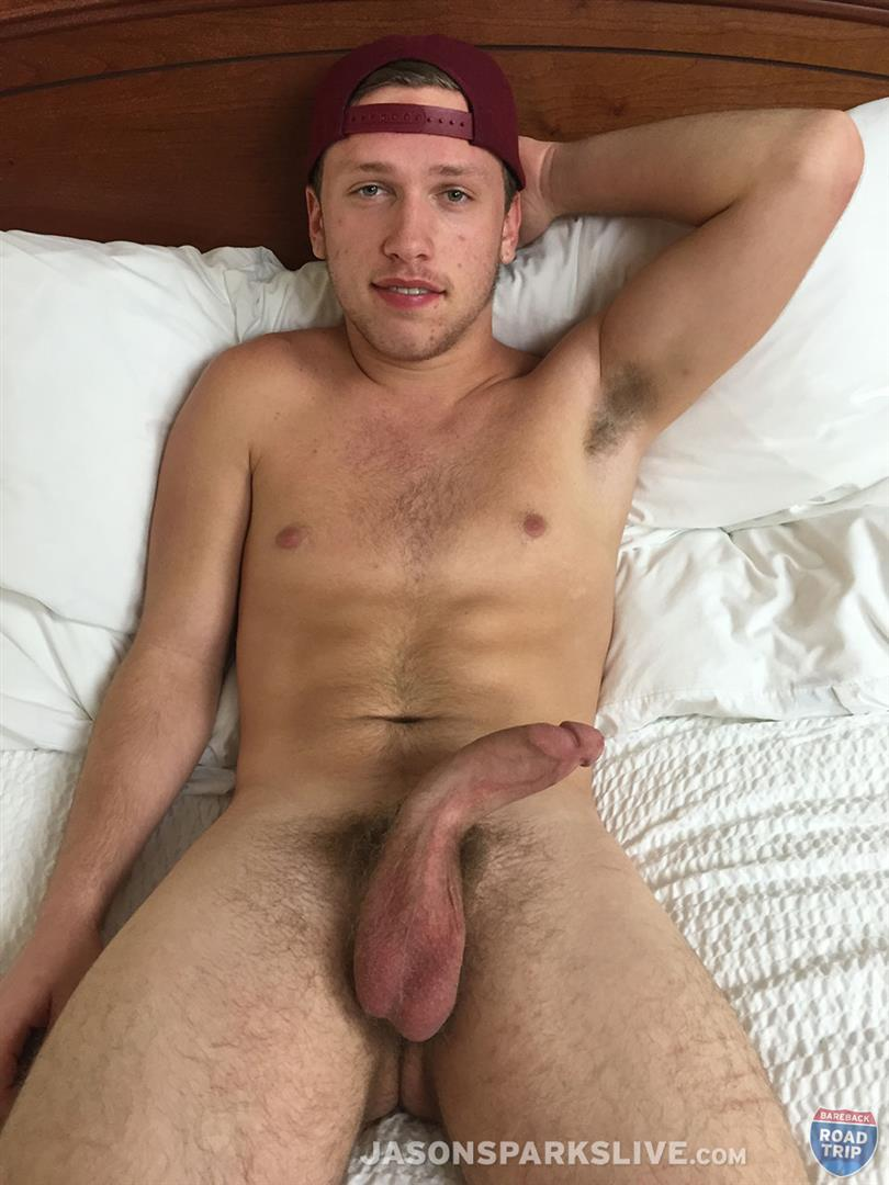 Jason-Sparks-Live-Jack-Rivers-and-Joshua-James-Twinks-Fucking-Bareback-Amateur-Gay-Porn-05 Amateur College Guys Fucking Bareback In A Florida Hotel