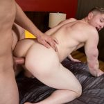 Next Door Raw Bridger Watts and Chris Blades muscle hunks bareback sex 12 150x150 Muscle Hunk Getting Fucked Bareback By His Brothers Best Friend